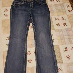 Rhythm in Blues jeans